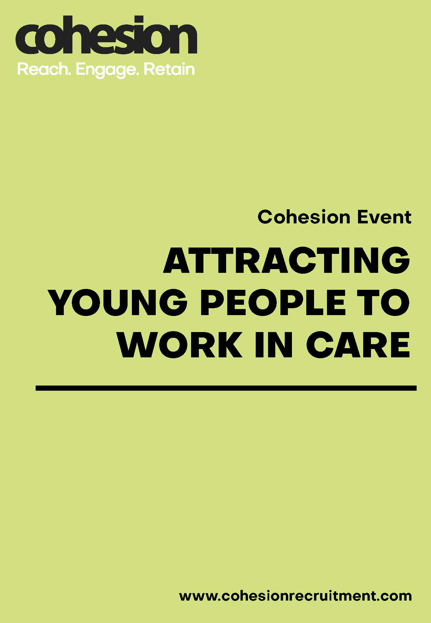 Recruiting Young People to Care