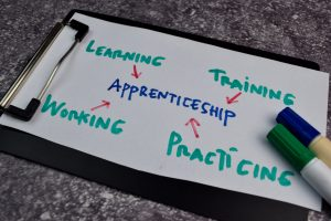 Social Care Apprentice plan