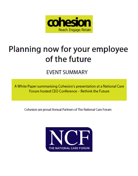 Planning now for the Employee of the Future